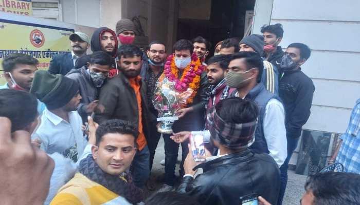 Jaipur News: आंदोलन की राह पर बेरोजगार, 11 फरवरी को Delhi कूच की चेतावनी