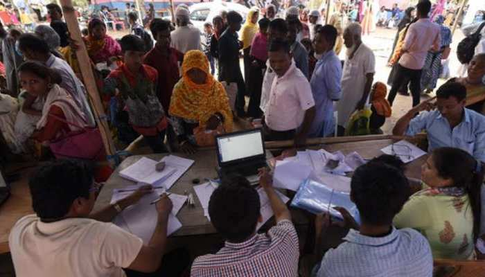 गृह मंत्रालय ने संसदीय समिति से कहा, राष्ट्रव्यापी NRC पर कोई फैसला नहीं हुआ
