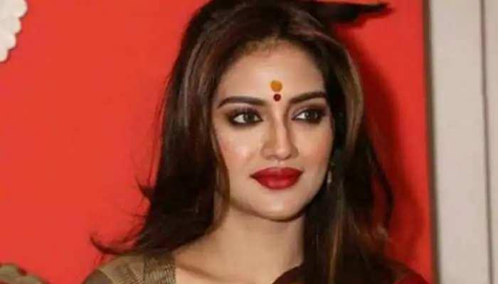 नुसरत जहां ने बताया- क्यों श्री राम के नाम से ममता बनर्जी को आ जाता है गुस्सा, देखिए VIDEO