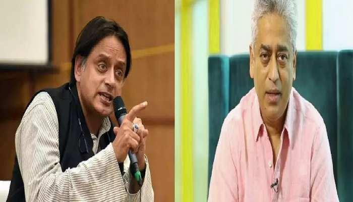राजद्रोह केस: SC पहुंचे शशि थरूर और अन्य पत्रकार, राज्यसभा में भी गूंजा मामला