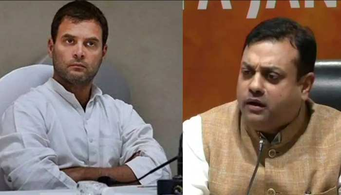 राहुल गांधी पर बीजेपी का पलटवार, संबित बोले- वो चाहते हैं गोली चल जाए और लाशें बिछ जाएं