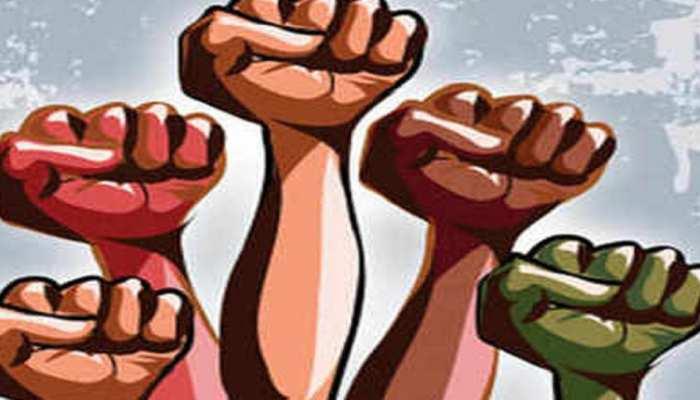 Kota News: आंदोलन की राह पर 1300 ठेकाकर्मी, स्वास्थ्य व्यवस्था पर पड़ा बुरा असर