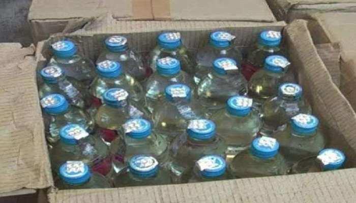 Beawar Samachar: अवैध हथकढ़ शराब के खिलाफ कार्रवाई, भारी मात्रा में वॉश की गई नष्ट