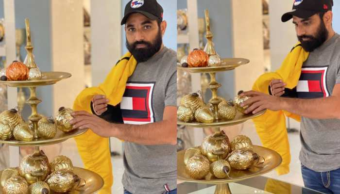 क्रिकेट से दूर इस बिजनेस को जमाने में जुटे Mohammed Shami, इंस्टाग्राम पर किया खुलासा