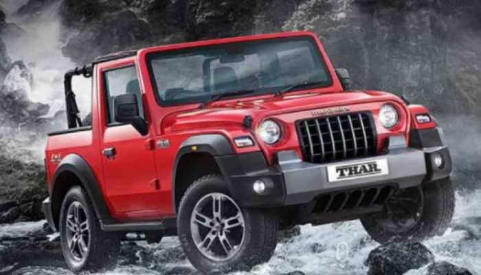 Mahindra & Mahindra recalls 1577 units of all new thar diesel version