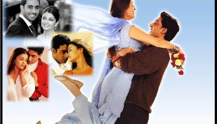 abhishek bachchan and aishwarya rai romantic love story