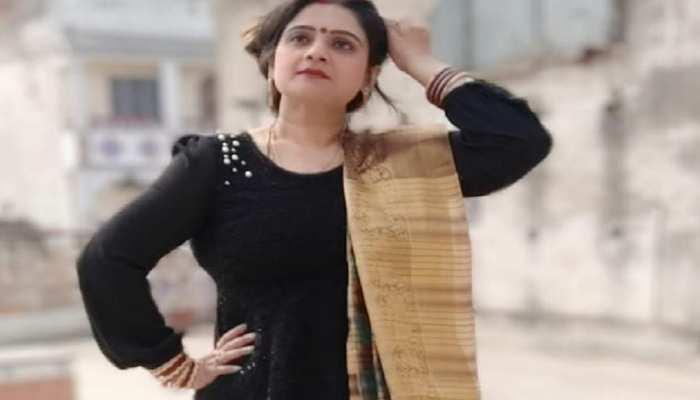 Mrs India 2021: बिहारी ब्यूटी 'राखी' की दमदार एंट्री, सोशल मीडिया पर PICS हुईं VIRAL, फैंस बोले गुड लक