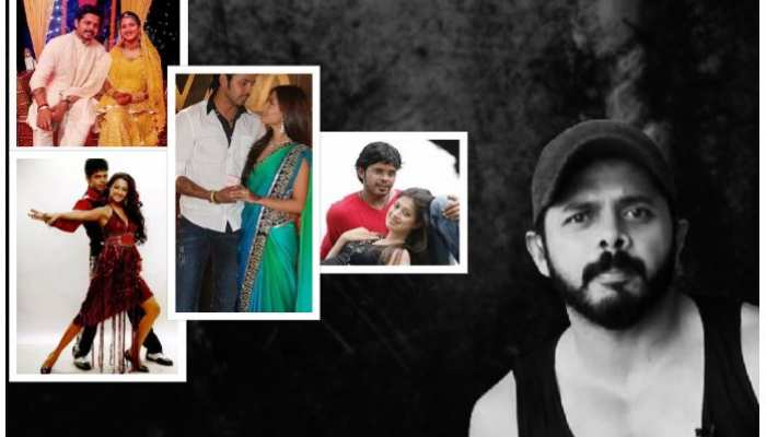 Cricketer s. sreesanth affairs and link up with rai laxmi riya sen to bhuvneshwari