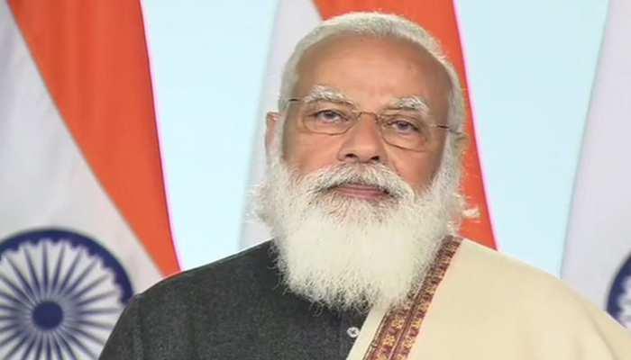 Gujarat High Court के डायमंड जुबली समारोह में PM Narendra Modi ने जारी किया डाक टिकट