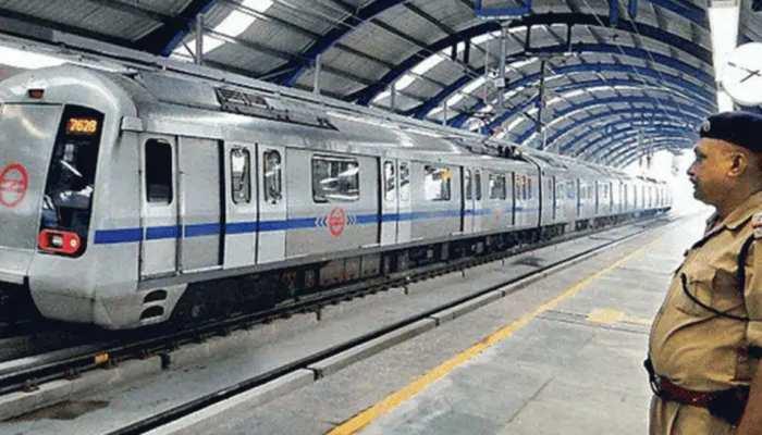 Farmers Protest: चक्का जाम के चलते दिल्ली के ये अहम मेट्रो स्टेशन बंद