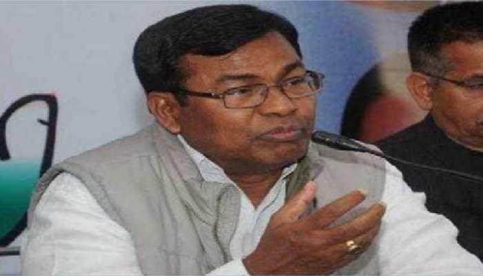 Bihar कांग्रेस प्रभारी भक्त चरण दास बोले-'नाम राम का और व्यवहार रावण का'