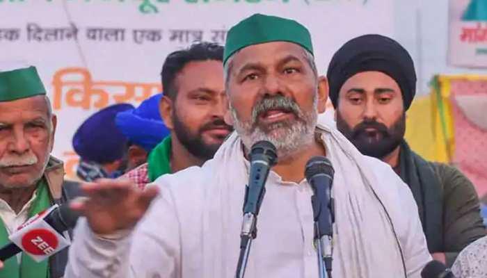 Farmer's Protest: चक्का जाम के बाद Rakesh Tikait का केंद्र को अल्टीमेटम, 2 अक्टूबर तक धरने की चेतावनी