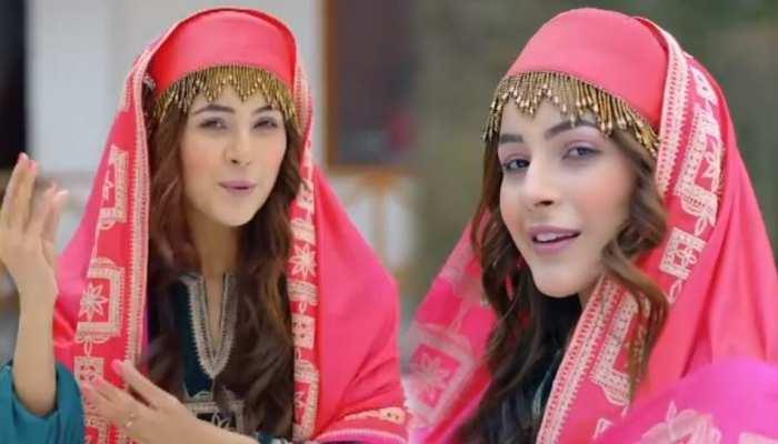 Shehnaaz Gill ने किया 'बुमरो-बुमरो' पर डांस, Preity Zinta को भी छोड़ा पीछे