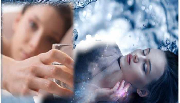सपने में खुद को पानी पीते देखने का क्या मतलब है?