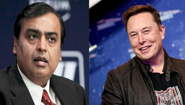 5G Internet: Reliance के मुकेश अंबानी का रास्ता रोकेंगे Elon Musk, भारत में करना चाहते हैं Business