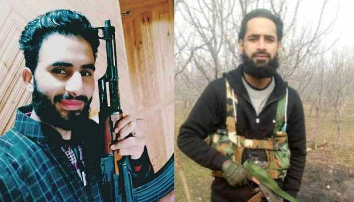 Jammu Kashmir में बड़े हमले की योजना बना रहा था टेररिस्ट Hidayatullah Malik, इस संगठन से था संबंध