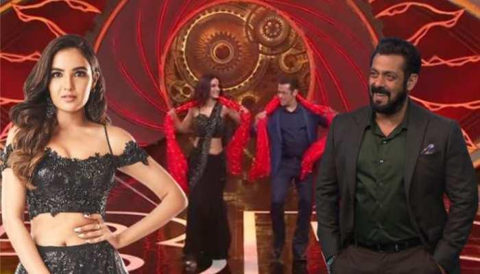 Bigg Boss: शो में लौटी जैस्मिन भसीन, स्टेज पर सलमान खान के साथ लगाए ठुमके