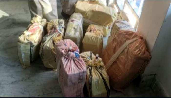 Bihar में पकड़ी गई 50 करोड़ रुपए की चरस, नेपाल से तस्करों का कनेक्शन खंगाल रही पुलिस