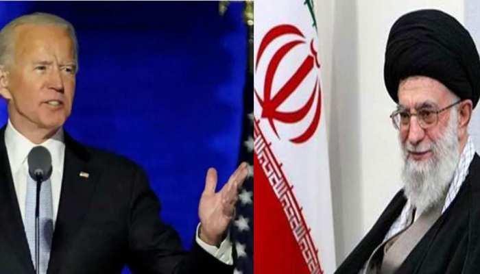 Ayatollah Ali Khamenei बोले, पहले वाशिंगटन प्रतिबंध हटाए फिर परमाणु डील में होंगे शामिल