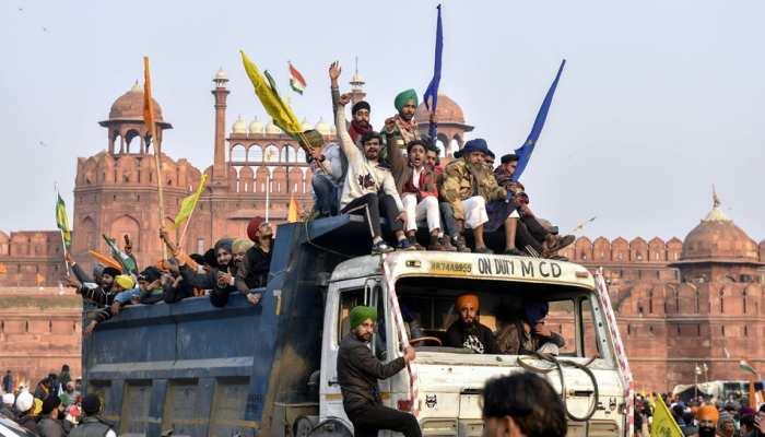 Red Fort Violence का आरोपी सुखदेव सिंह चंडीगढ़ से गिरफ्तार, 100KM पीछा करके पकड़ा