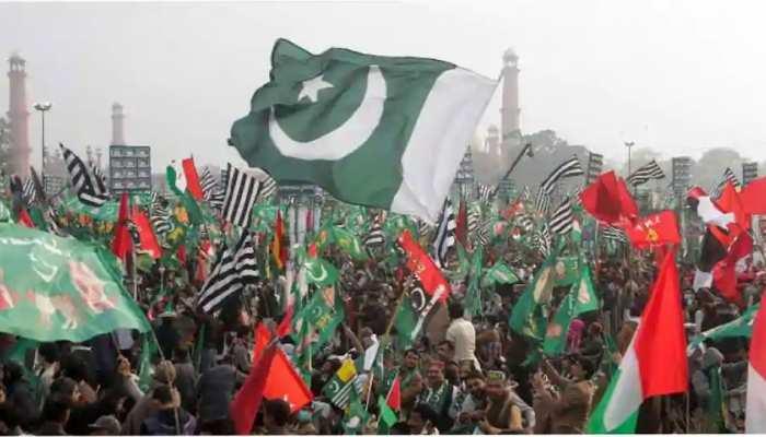 Pakistan Long March: Imran Khan की खैर नहीं, अब होने जा रही है ये मांग