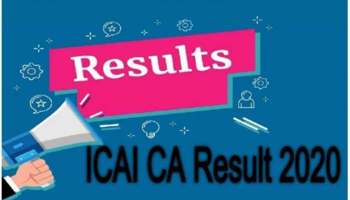 ICAI CA 2020 Result: आईसीएआई सीए फाउंडेशन और इंटरमीडिएट रिजल्ट जारी
