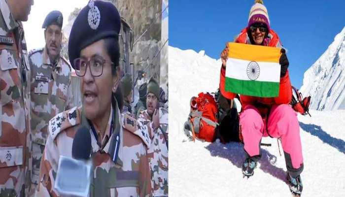 विश्व की 7 सबसे ऊंची चोटियों को फतह कर चुकी IPS अपर्णा कुमार, सरकार ने सौंपी चमोली में रेस्क्यू ऑपरेशन की कमान