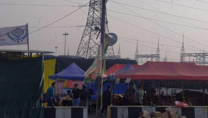 Farmer's Protest: आंदोलन के नाम पर यहां 26 नवंबर से हो रही है बिजली की चोरी