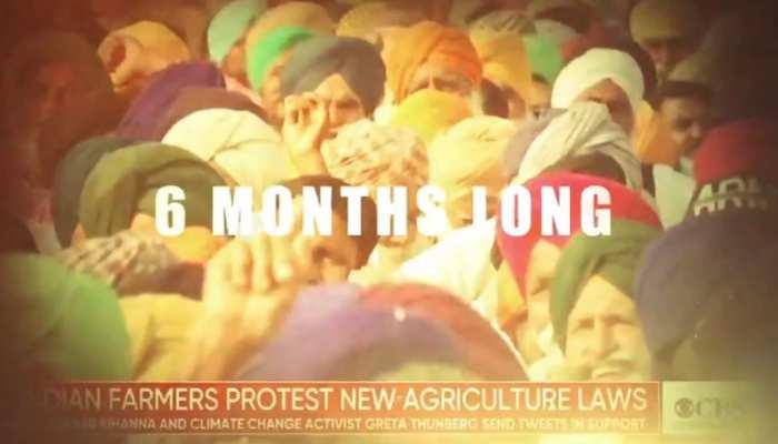 Farmers Protest: विदेशी साजिश का एक और सबूत! इस देश में फुटबॉल मैच के दौरान दिखाया गया ये वीडियो