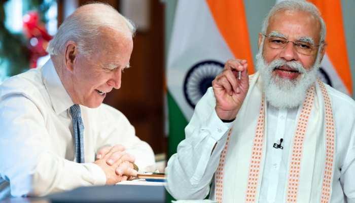 PM Narendra Modi और Joe Biden के बीच हुई बातचीत पर व्हाइट हाउस ने जारी किया बयान, दी ये जानकारी