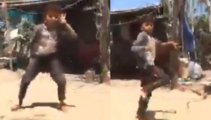 Govinda के गाने में ऐसा नाचा ये बच्चा कि वीडियो हो गया वायरल
