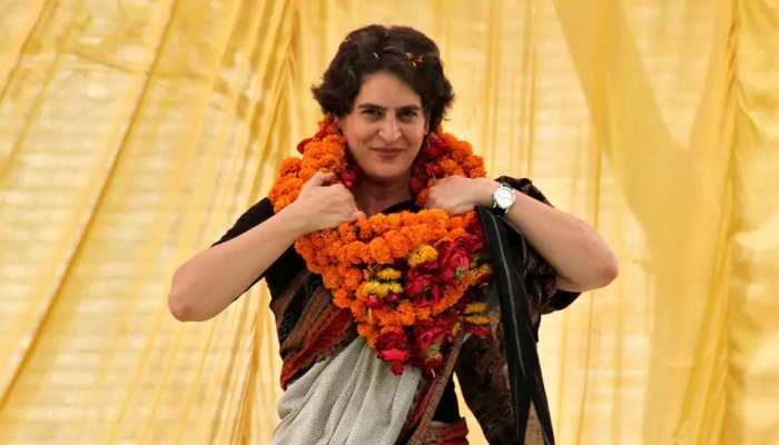 कांग्रेस का मिशन UP: आज सहारनपुर से जय जवान जय किसान मुहिम का आगाज करेंगी प्रियंका गांधी