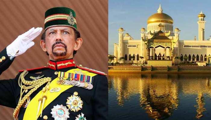 Brunei Sultan Hassanal Bolkiah luxury lifestyle