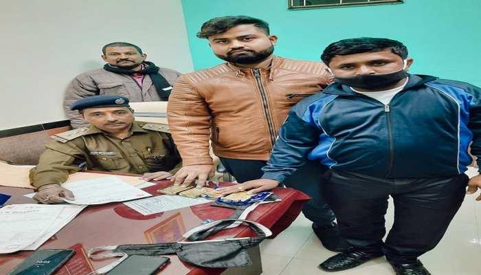 Patna में पकड़ा गया 3 करोड़ का सोना, 2 तस्कर गिरफ्तार