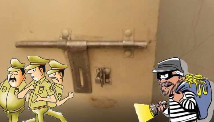 चोरों ने दी पुलिस प्रशासन को चुनौती, एक ही रात में आधा दर्जन से ज्यादा कोतवालों को कर दिया कंगाल