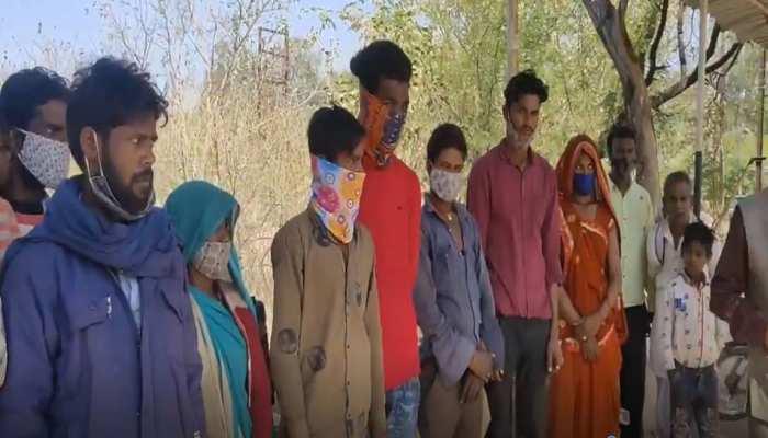 दमोह के मजदूरों को कोल्हापुर में बनाया था बंधक, कलेक्टर ने ऐसे बचाई जान, CM भी कर रहें तारीफ