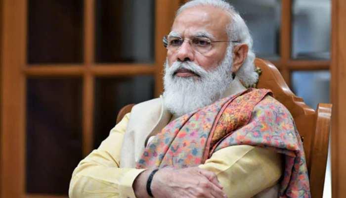PM Modi के भावुक होने पर शिवसेना का तंज, 'सामना' के जरिए पूछा ये सवाल
