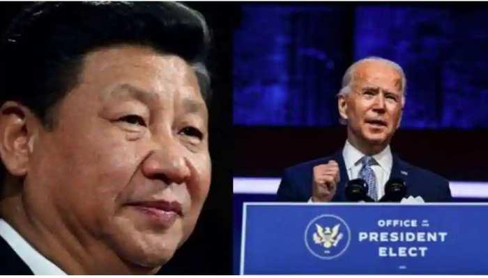 चीन के 'चोर बाजार' से गुस्से में अमेरिका, पहली बातचीत में ही Xi Jinping  को Joe Biden ने लताड़ा