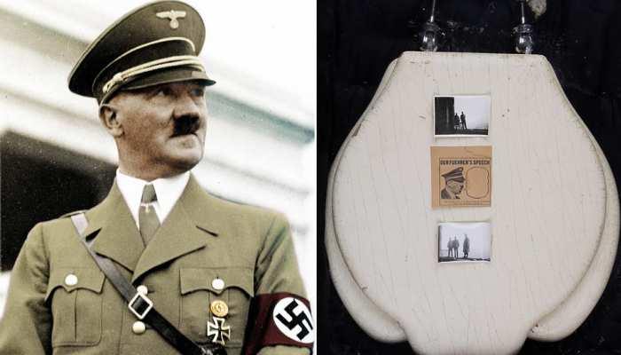 लाखों में बिकी जर्मन तानाशाह Adolf Hitler की पर्सनल Toilet Seat, पत्नी की Pink Nighty भी हुई नीलाम