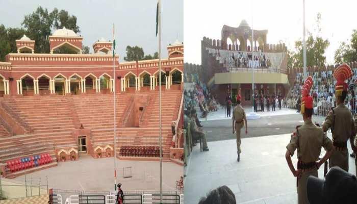 165 फीट पर लहराएगा तिरंगा: पाक के झंडे से 25  फीट ऊंचा झंडा लगाकर दिया भारत ने जवाब