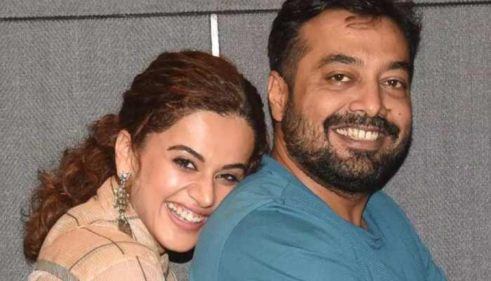 बेहद अलग अंदाज में Taapsee Pannu को Anurag Kashyap ने की फिल्म ऑफर, तरीका देख आप भी हो जाएंगे फैन