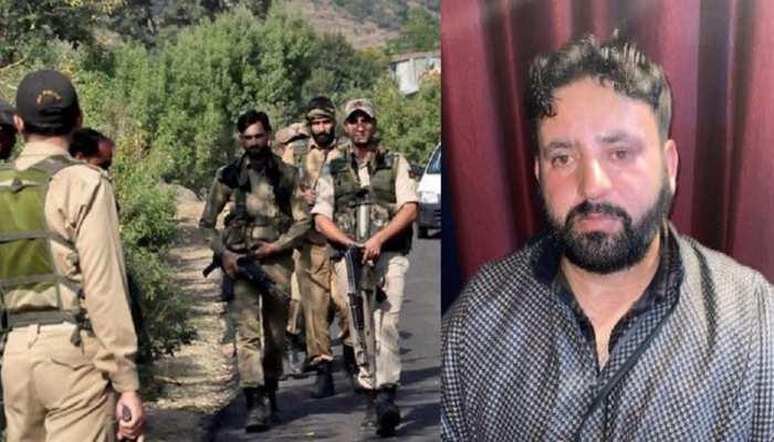 इस आतंकी ने मारे थे BJP के 3 कार्यकर्ता, एक साल बाद आया गिरफ्त में