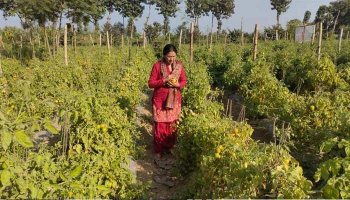 योगी सरकार के सहयोग से महिला किसान ने कमाए लाखों, बन गईं International Businesswoman