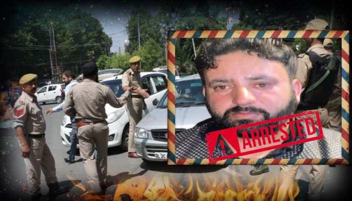 जानिए कौन है आतंकी जहूर अहमद राठेर? जो J&K से हुआ गिरफ्तार