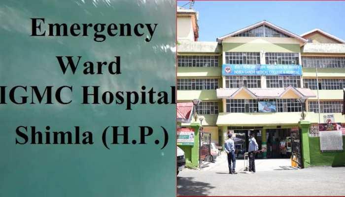 Himachal Pradesh: Corona Vaccine की पहली डोज के बाद IGMC के 3 डॉक्टर कोरोना संक्रमित