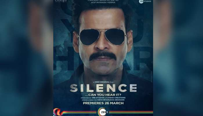 Manoj Bajpayee की फिल्म 'Silence' की रिलीज डेट का हुआ ऐलान, जानिए कब होगी स्ट्रीम