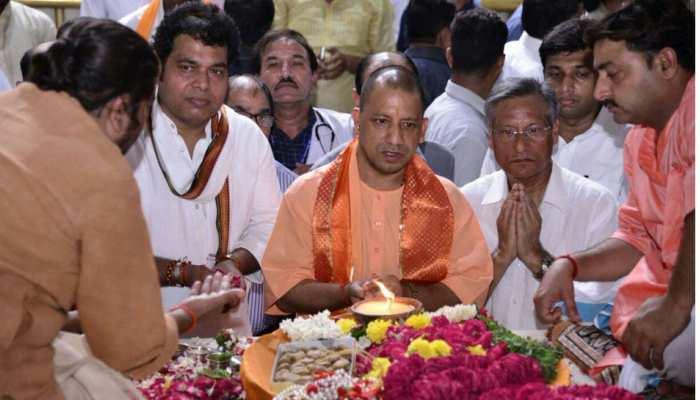 Yogi Adityanath आज Vrindavan के दौरे पर, इन बड़ी योजनाओं का करेंगे शिलान्यास