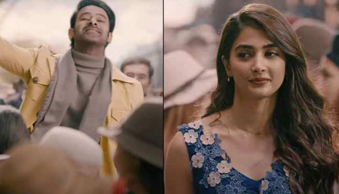 Radhey Shyam Teaser Out: प्यार में यूं दीवानों की तरह उछलते दिखे 'बाहुबली' Prabhas