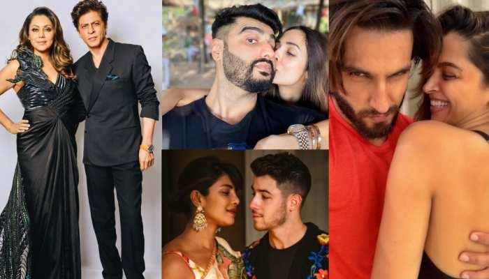 Valentine's Day Special: काफी फिल्मी है इन Bollywood Stars की Love Story