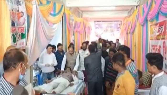 Pulwama attack की दूसरी बरसी:  500 मुस्लिम युवकों ने किया रक्तदान, शिवराज के मंत्री ने तारीफ में कही ये बात